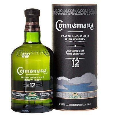 Connemara Peated Single Malt Irish Whiskey 12 Jahre für 37,49€ (statt 50€)