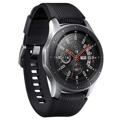Samsung Galaxy Watch ⌚ 46mm LTE + 2 Ersatzarmbänder für 299€ (statt 374€)