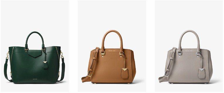 Michael Kors Sale + 20% Extra Rabatt + VSK frei   z.B. Tasche Jet Set Travel Saffiano Leather für nur 94,40€ (statt 200€)