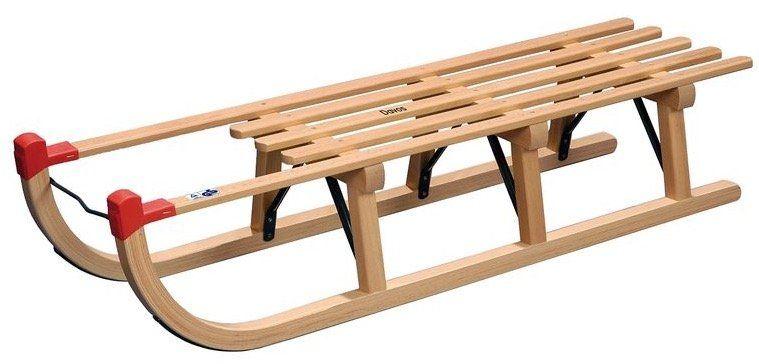 Colint Davos Holz Schlitten 110cm für 34,99€(statt 50€)