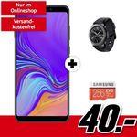 Samsung Galaxy A9 + Gear S3 frontier + MicroSDXC 256GB für 40€ + Vodafone Allnet-Flat mit 1GB für 21,99€