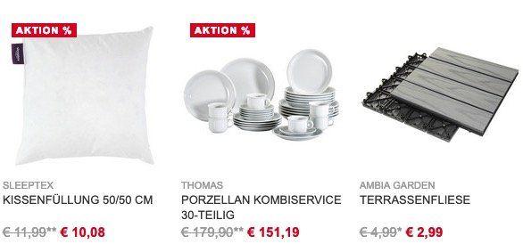 XXXLutz mit 50€ Rabatt auf Haushaltswaren & Accessoires, Babykleidung, Spielzeug ab 150€ MBW