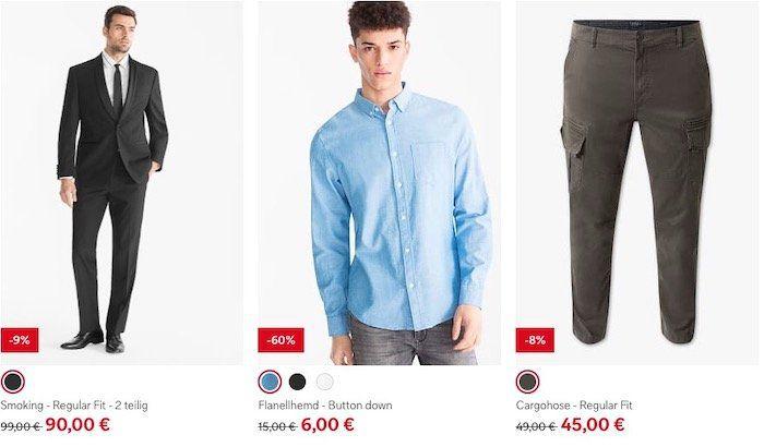 Knaller! 🔥 C&A Sale mit krassen Preisen (z.B. Flanellhemd ab 6€) + 30% Gutschein ab 49€