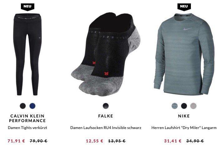 engelhorn Sport Sale + 10% Extra Rabatt   z.B. asics Herren Laufschuhe Kanmei 2 für 53,90€ (statt 65€)