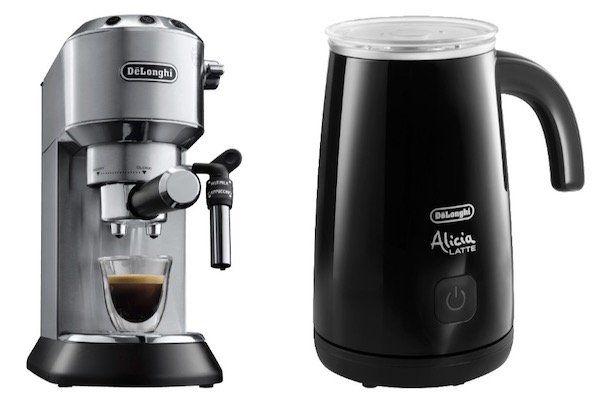 DeLonghi EC 685.M Espressomaschine + Milchaufschäumer für 149€ (statt 191€)