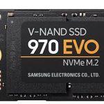 Samsung NVMe SSD 970 Evo mit 240GB für 59,90€ (statt 74€)