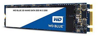 WD Blue M.2 Interne SSD mit 2TB für 224,49€ (statt 292€)