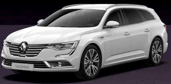Renault Talisman Grandtour mit 224 PS im Privat  und Gewerbe Leasing für 188,17€ mtl. brutto