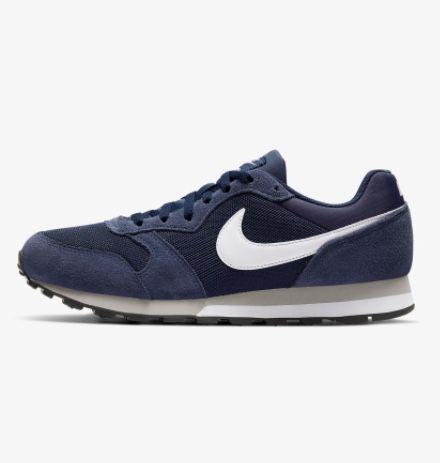 Nike MD Runner 2 Sneaker in Schwarz oder Blau für 41,57€ (statt 50€)
