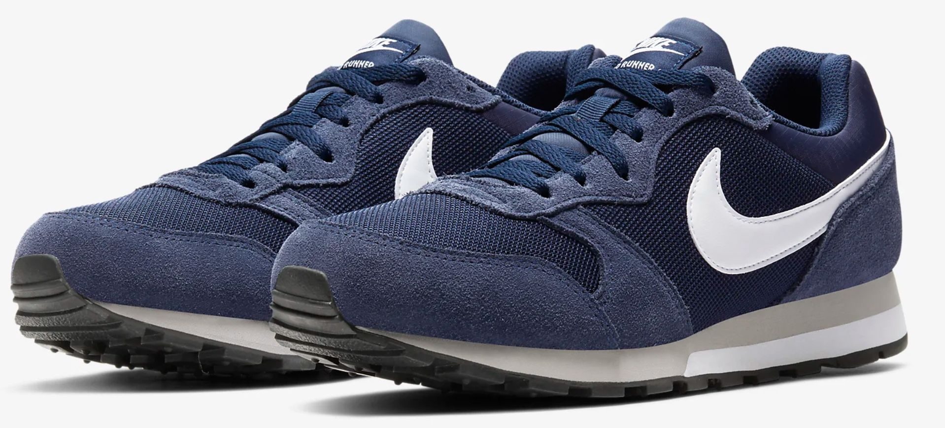 Nike MD Runner 2 Sneaker ab 36,73€ (statt 45€)