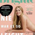 7 Ausgaben der Brigitte für 28€ + Prämie: 28€ Verrechnungsscheck
