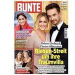 Jahresabo Zeitschrift BUNTE für 24,90€ (statt 192,40€)
