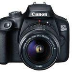 Knaller wieder da! Canon EOS 4000D DSLR Kamera + TAMRON Zoomobjektiv 18-200mm + Tasche + Stativ für 299€ (statt 485€)