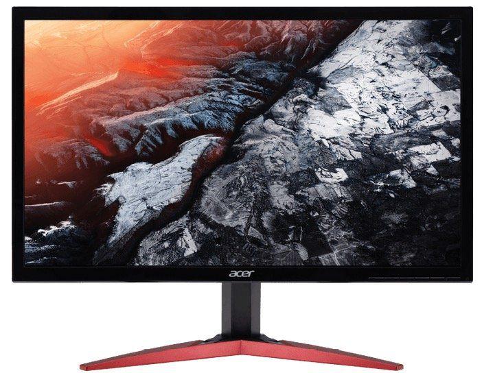 ACER KG241QP Full HD Gaming Monitor mit 144 Hz für 169€ (statt 204€)