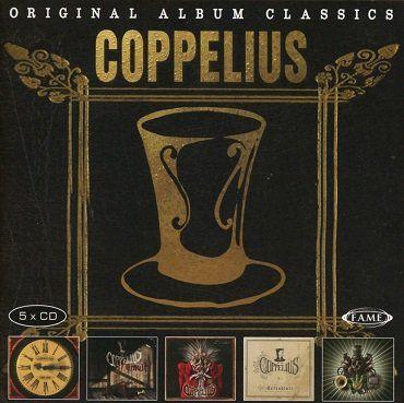 Coppelius   Original Album Classics auf CD für 10€ (statt 14€)