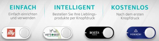Amazon Dash Buttons bis auf weiteres in Deutschland verboten