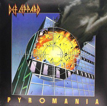 Def Leppard   Pyromania (Red Vinyl) für 15€ (statt 22€)
