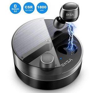 Vorbei! EKSA Bluetooth Earbuds wasserdicht für 24,99€ (statt 50€)