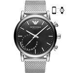 EMPORIO ARMANI ART3007 Connected Smartwatch, Edelstahl, 200 mm für 189€ (statt 329€)