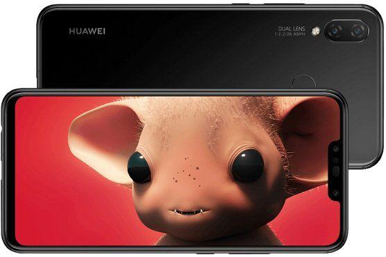 HUAWEI P smart+ Smartphone mit 64GB, 6.3 und DualSIM für 229€ (statt 280€)