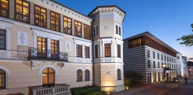 4*S Hotel Dorint Weimar ( Holidaycheck 99%) mit Frühstück ab 49,50€ p.P.