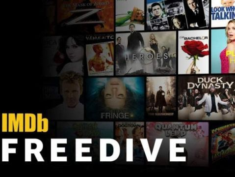 Amazon startet kostenlosen Film Streaming Dienst IMDB Freedive