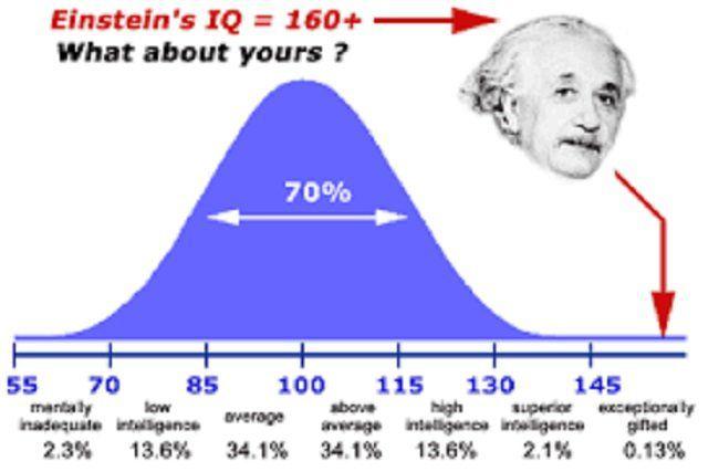 Kostenloser IQ Test mit Sofortergebnis