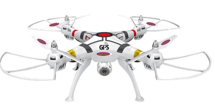JAMARA Payload   GPS Drohne für 111€ (statt 193€)