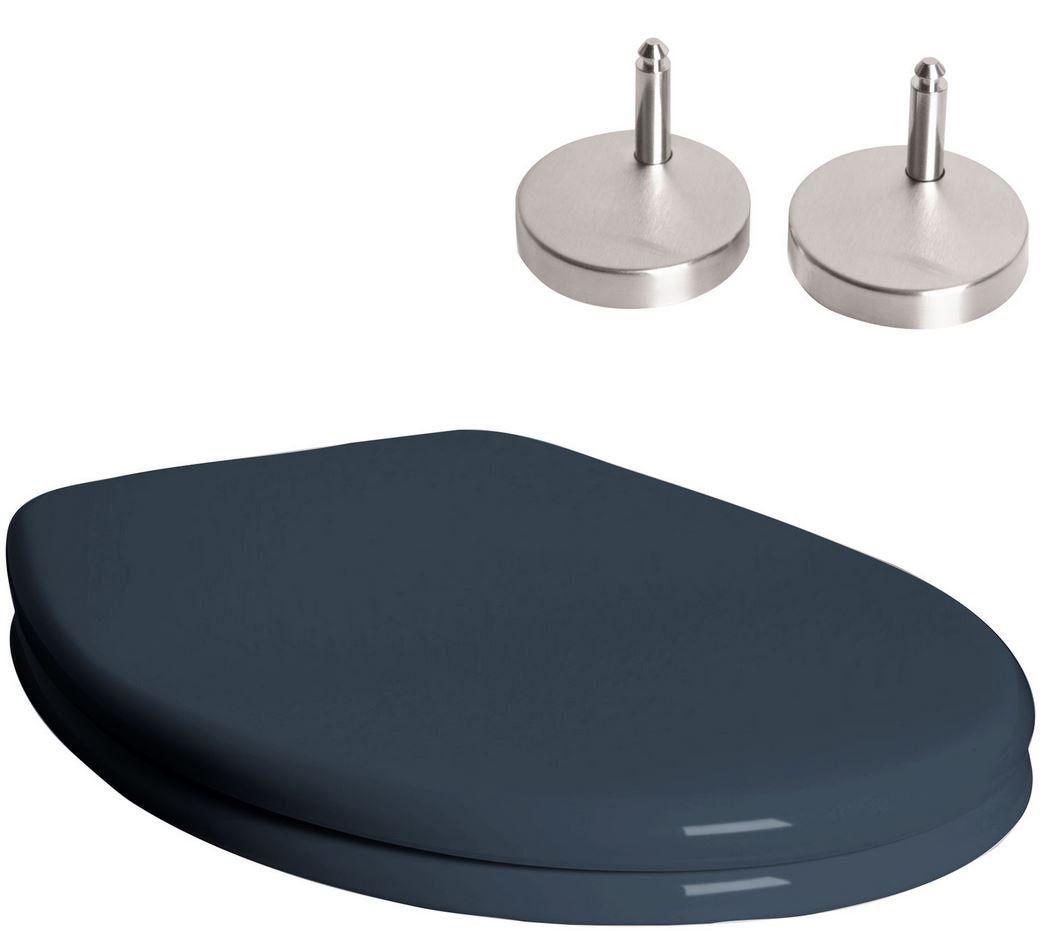 Jet Line WC Deckel mit Softclose und Edelstahlscharnieren für 16,95€ (statt 24€)