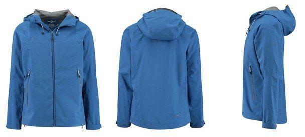 Kaikkialla Herren Trekkingjacke Viljami in Blau oder Rot für 84,91€ (statt 168€)