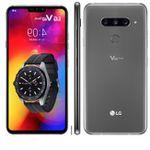 ? LG V40 ThinQ + LG Watch W7 für 49,99€ (Wert 1192€) einmalig + O2 Allnet-Flat mit 1GB mntl. 28,99€