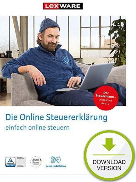 Lexware smartsteuer 2019 für WIN MAC Linux (Steuerjahr 2018) für 9,90€ (statt 20€)