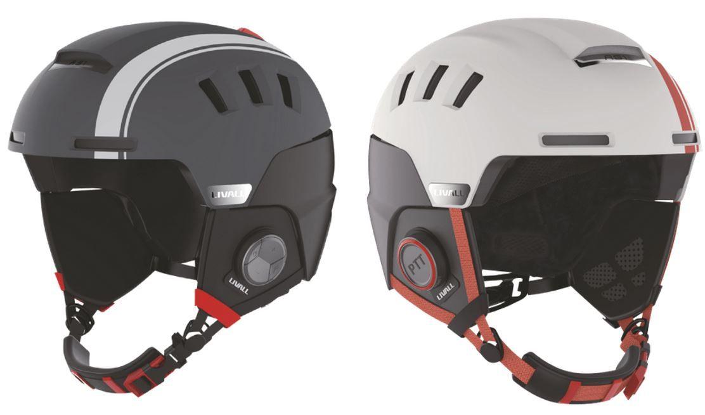 LIVALL RS1   Ski & Snowbord Helm mit Funkverbindung für 129€ (statt 159€)