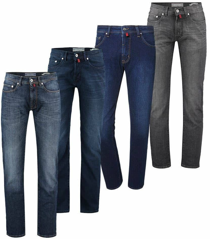 Pierre Cardin Herren Jeans Lyon Modern Fit für 49,90€(statt 69€)
