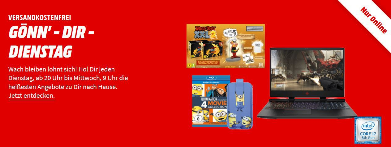 Nacon PS4 Controller + Fallout 76 + GTA V für 122€ uvm. im Media Markt Dienstag Sale