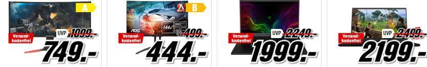 PlayStation Länder Trikots für 9€ (statt 17€) uvm. im Media Markt Dienstag Sale