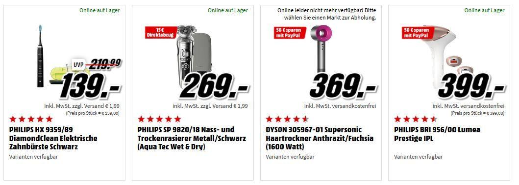 Media Mark Freude Aktion: günstige Artikel Quer Beet   z.B. Samsung 65 Zoll UHD TV für 749€