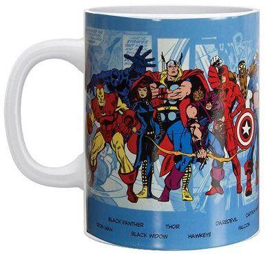 Flashpoint 510227 Marvel Comics Charaktere Becher für 9€ (statt 12€)