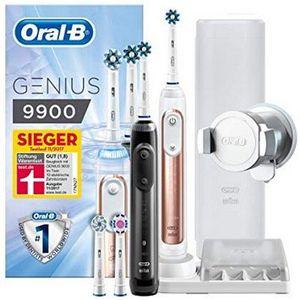 Oral B Genius 9900 mit 2. Handstück und Reise Etui für 139,90€ inkl. Versand (statt 164€)