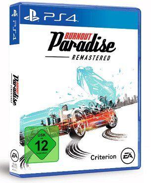 Burnout Paradise (Remastered) für PlayStation 4 und Xbox One für 17€ (statt 24€)