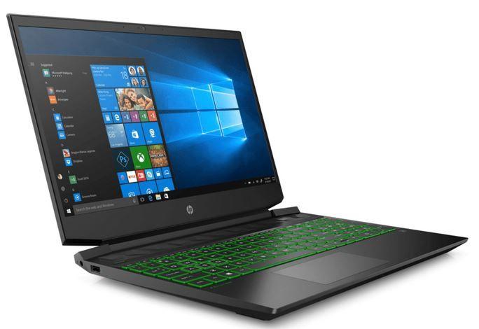 Vorbei! HP 15 dk0358ng   15,6 Full HD Notebook mit GTX 1650 + 512GB SSD + beleucht. Tastatur für 668,86€ (statt 779€)