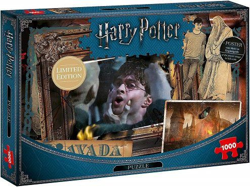 WINNING MOVES Harry Potter 1000 Teile Puzzle für 8,99€ (statt 11€)
