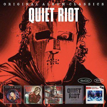 Quiet Riot   Original Album Classics auf CD für 12€ (statt 15€)
