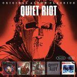 Quiet Riot – Original Album Classics auf CD für 12€ (statt 15€)