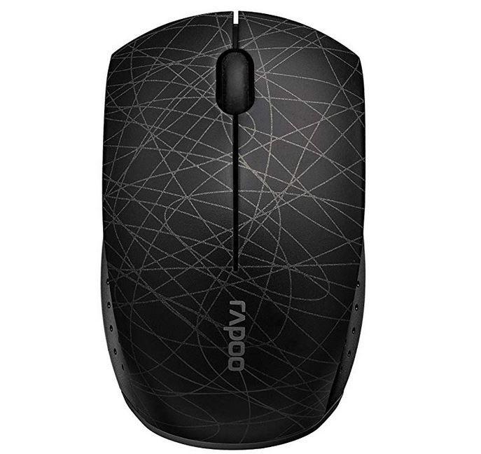 RAPOO 3300P+ wireless Maus für 9€ (statt 17€)