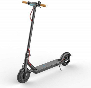 IO HAWK Sparrow E Roller, 20 km/h, 25 km Reichweite in Schwarz für 444€ (statt 509€)
