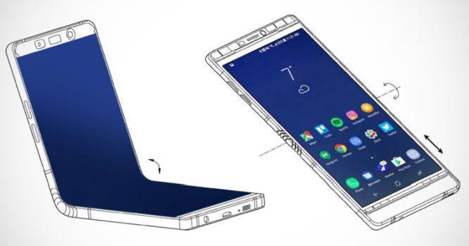 Neue Informationen zum faltbaren Samsung Galaxy Fold/X