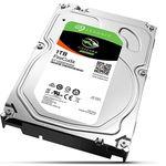 Seagate FireCuda ST1000DX002 – 1TB interne SSHD Festplatte recertified für 33€ (statt 70€ Neu)