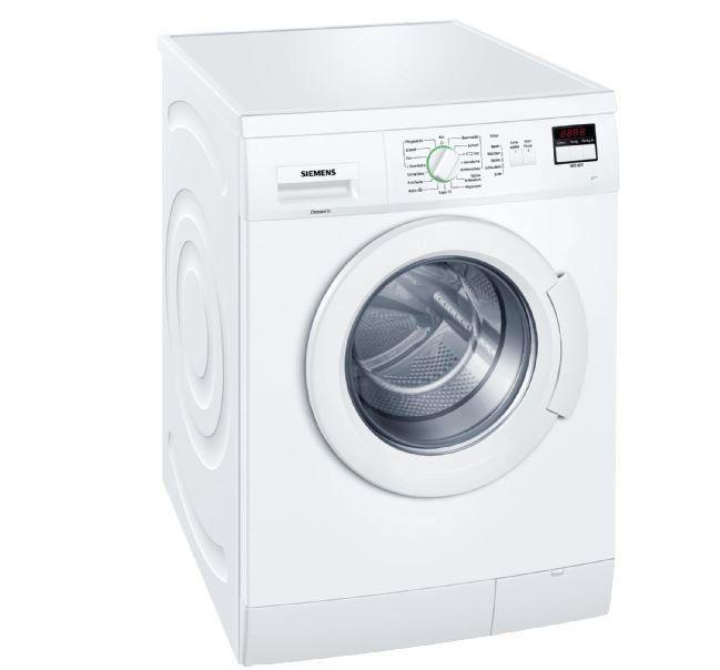 SIEMENS WM14E220 iQ300   Waschmaschine (7kg, bis 1.400 Umin) für 369€ (statt 407€)