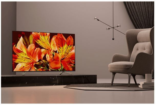 SONY KD 55XF8505 55 UHD TV mit Triple Tuner für 776,60€ (statt 904€)